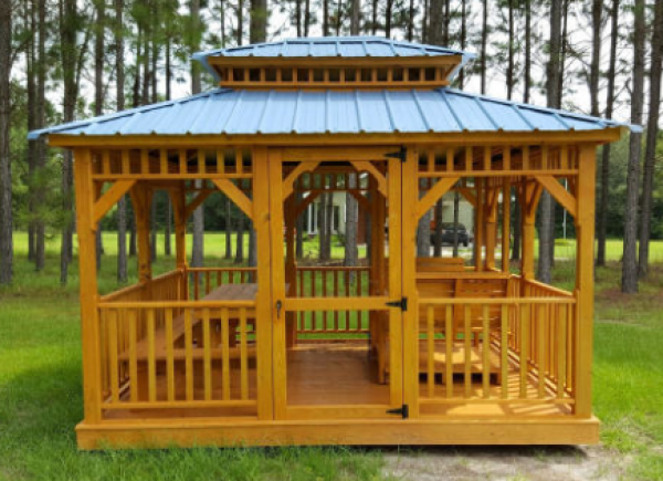 Gazebo in Lakeland, Florida